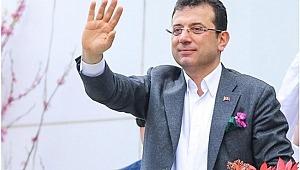 İstanbul Büyükşehir Belediye Başkanı Ekrem İmamoğlu'na mazbatası teslim edildi.