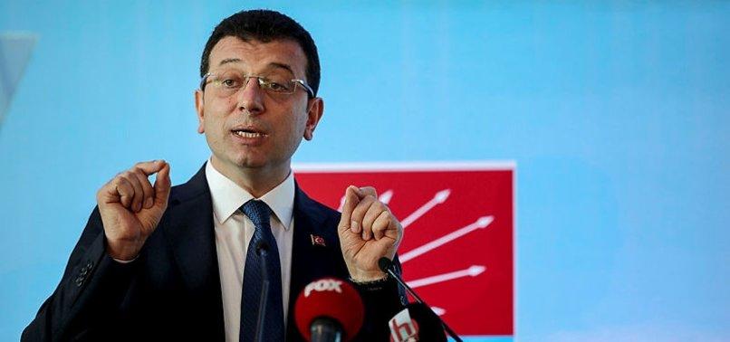 İstanbul Büyükşehir Belediye (İBB) Başkanı Ekrem İmamoğlu 'Aylık öğrenci kartı 50 TL olacak'