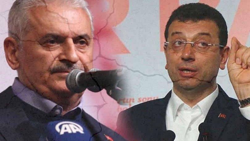 İstanbul'da Seçimin Neredeyse Tamamı Usulsüz.Operasyon da Masada Yapılmış.