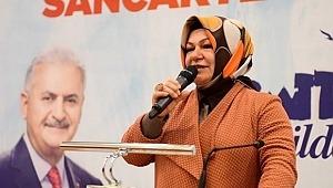 İstanbul'un ilk başörtülü başkanı