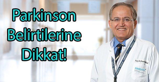 Kabızlık, uyku ve koku alma bozuklukları Parkinson belirtisi olabilir