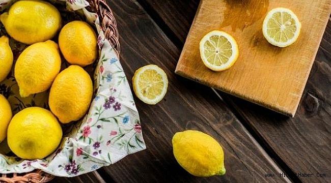 Kilo verdiren limon diyeti nasıl yapılır?