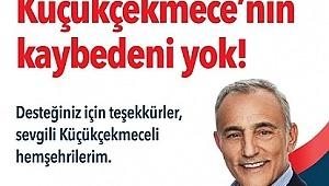 Küçükçekmece'yi AK Parti'den alan CHP'li Kemal Çebi KİMDİR.?