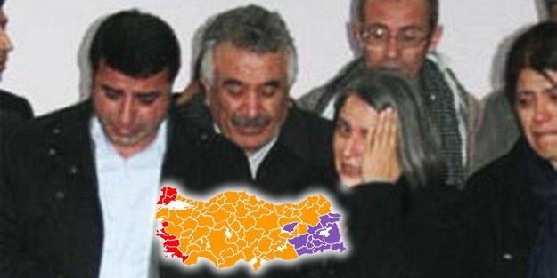 Kürtler Kazandı PKK (HDP) Kaybetti