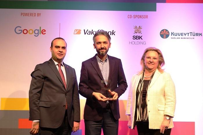 Kuveyt Türk'e startup dostu şirket ödülü