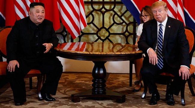 Kuzey Kore lideri Kim, Trump'la üçüncü zirveye hazır