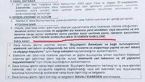 Mahkeme, İmamoğlu'nun genelgesini durdurdu