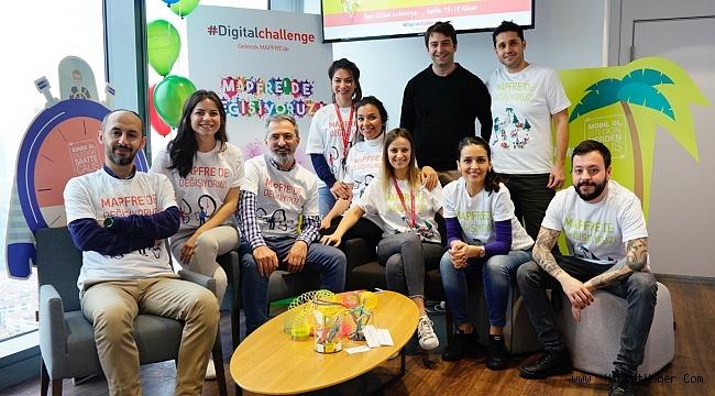 MAPFRE Sigorta'da Esnek ve Mobil Çalışma Dönemi Başladı!