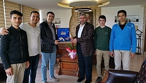 Nizamülmülk Anadolu İmam Hatip Lisesinden Çalışkan'a Ziyaret…