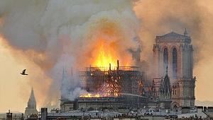 Notre Dame Katedrali djital kopyasıyla yeniden yapılabilir