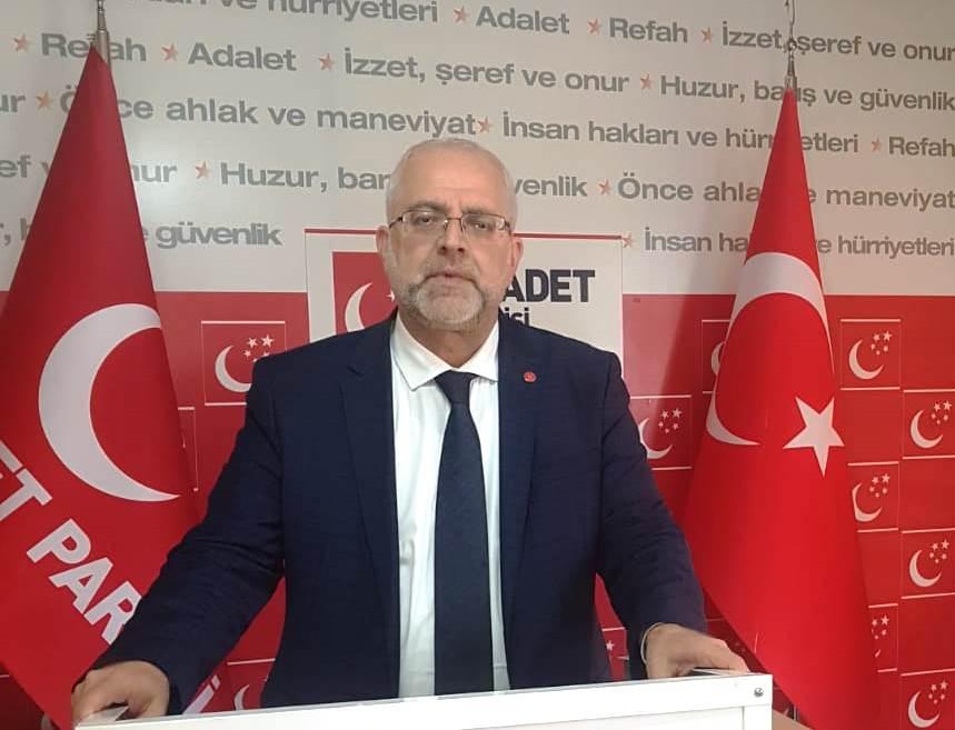 Saadet Partisi Diyarbakır İl Başkanı Bozan 31 Mart Seçimlerini Değerlendirdi