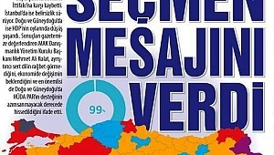 Seçmen mesajları - İstanbul, Ankara, Antalya, Adana