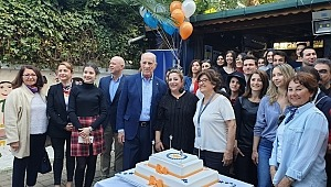 TEGV İpek Kıraç Öğrenim Birimi 15. yaş gününü coşkuyla kutladı!