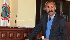 TKP'li Tunceli Belediye Başkanı Fatih Maçoğlu mazbatasını aldı