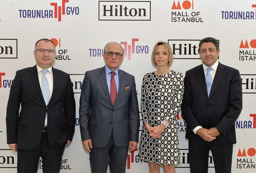 Torunlar GYO, turizm yatırımlarına dünyaca ünlü otel zinciri Hilton markası ile başlıyor.