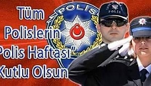 Türk Polis Teşkilatı 174 yaşında!