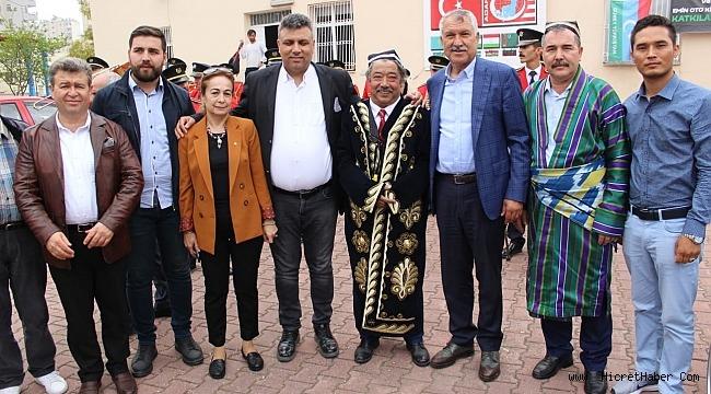 Türkistanlılar Derneği Geleneksel Sümelek Günü