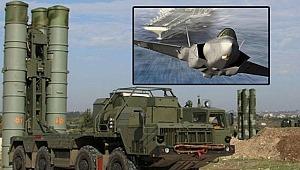 Türkiye'nin, S-400 ve F-35'lere sahip olması İsrail'i panikletti.