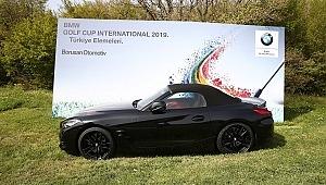 Yeni BMW Z4 Türkiye'de İlk Kez BMW Golf Cup International'da Sergileniyor