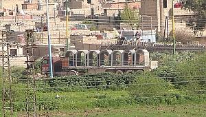 YPG'nin tünel inşaatı görüntülendi