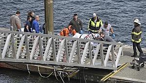 ABD'de iki deniz uçağı havada çarpıştı: 5 kişi hayatını kaybetti