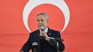 Arınç, Cumhurbaşkanlığı Yüksek İstişare Kurulu üyeliğine atandı.