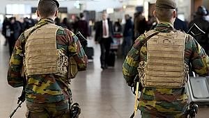 Brüksel'de bomba alarmı... AVM'ler boşaltıldı