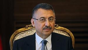 Cumhurbaşkanı Yardımcısı Oktay'dan S-400 açıklaması