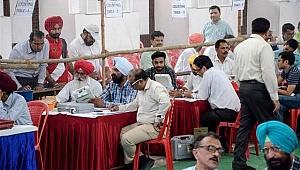 Hindistan'daki parlamento seçimlerinde son durum