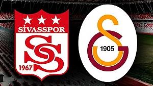 Sivasspor Galatasaray maçı ne zaman, saat kaçta, hangi kanalda?