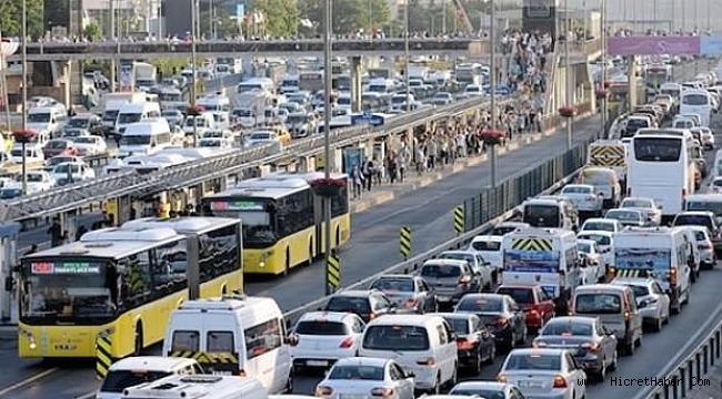 Trafikte yeni dönem