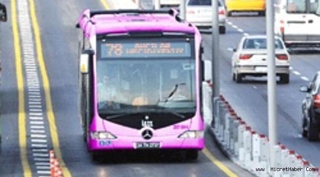 23 Haziran'daki İBB Seçimlerinde sonra ''Pembe Metrobüse '' Olacak mı?