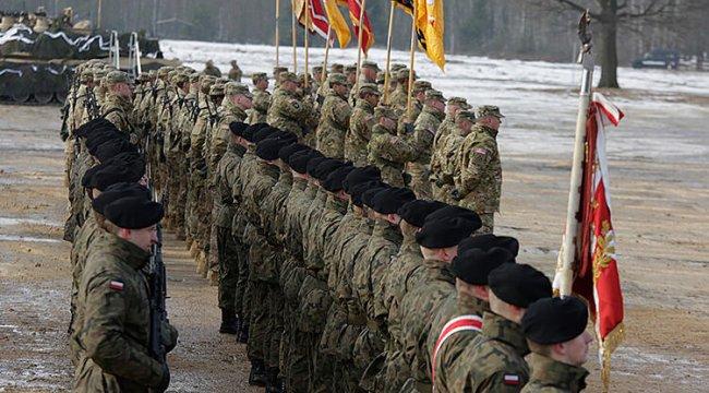 ABD'den Polonya'ya ilave bin asker