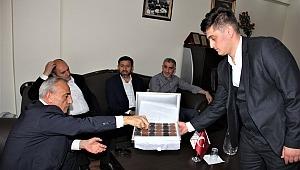 Belediye Başkanından Saadet Partisine Bayram Ziyaretti