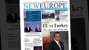 """Brüksel basını manşete taşıdı: """"Madalyonun öteki yüzü"""""""