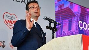 CHP İstanbul adayı Ekrem İmamoğlu Açıklama yaptı