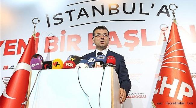 CHP ve HDP Adayı ;İmamoğlu Bir Projedir!