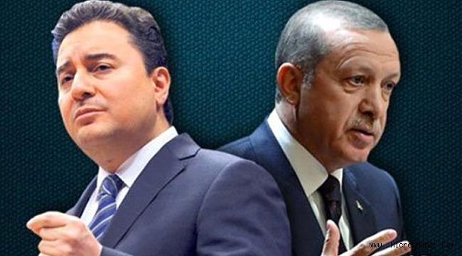 Cumhurbaşkanı Erdoğan Ali Babacan ile ne konuştu?