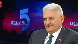 İ.B.B.Başkan Adayı Binali Yıldırım TV5'te Saadet Partililere önemli çağrı!