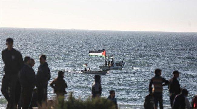 İsrail'den Gazze'ye kapsamlı deniz ablukası uygulaması