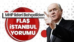 MHP'den İstanbul atağı!