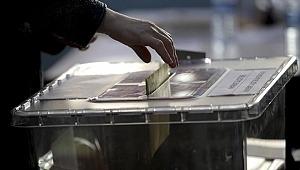Seçimlerde kullanılacak oy pusulası belli oldu
