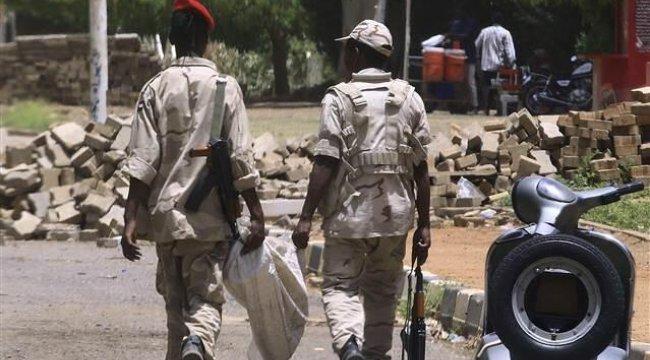 Sudan'daki saldırılarda nizami ordu itirafı