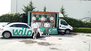 Wilo Roadshow, İzmir'de tüm hızıyla devam ediyor