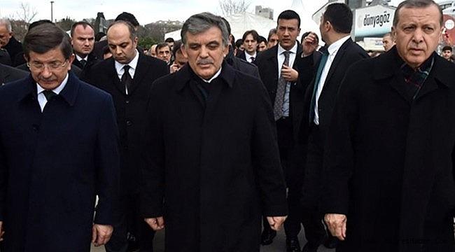 Cumhurbaşkanı Erdoğan: Babacan, Davutoğlu ve Gül'e kırgınım