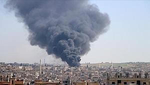 İdlib Gerginliği Azaltma Bölgesi'ne hava saldırısı: 6 sivil öldü