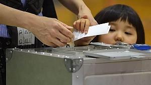 Japonya'da Senato seçimleri