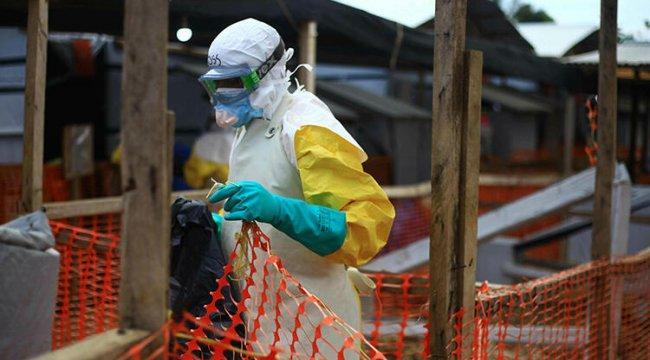 KDC'de bir haftada 48 kişi Ebola'dan öldü