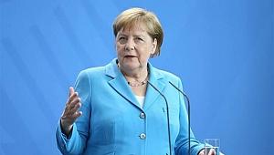 Merkel, sağlık durumunun iyi olduğunu bildirdi