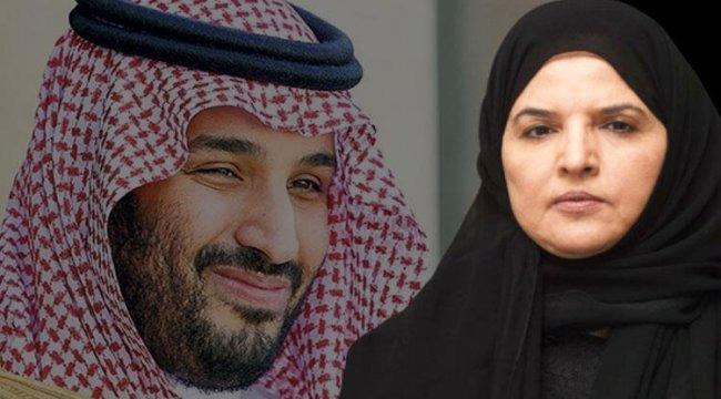 Paris'te Muhammed Bin Selman'ın kız kardeşine hapis talebi